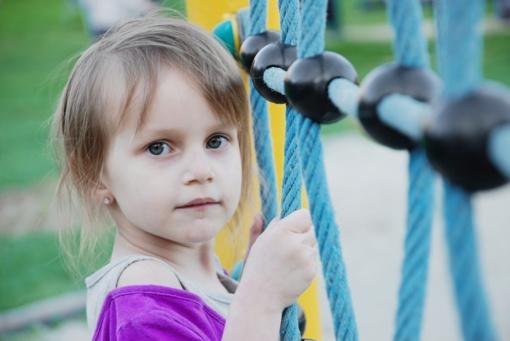 Ar saugi jūsų vaiko žaidimų aikštelė?