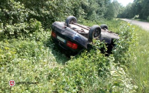 Savaitgalis keliuose: sužeista 50 žmonių, nustatyta 217 neblaivių vairuotojų