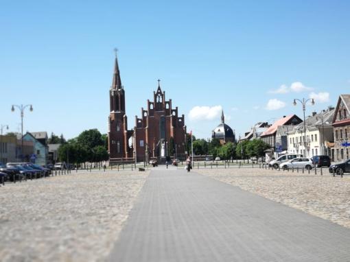 Spalio 7 d. Rokiškio miesto seniūnaitijų seniūnaičių rinkimai