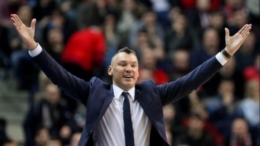 Š. Jasikevičius paskelbtas Kauno miesto garbės piliečiu