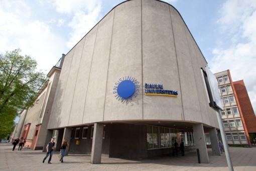 Vyriausybė leido prie VU prijungiamam Šiaulių universitetui parduoti dalį pastatų