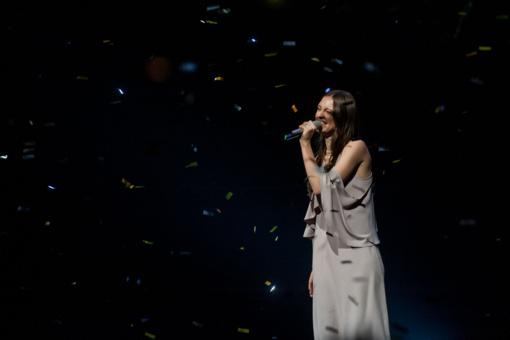 Naują dainą I. Zasimauskaitė pristatys Olimpinėje dienoje