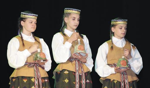 Marijampolės meno mokykla – regiono kultūros proceso dalis
