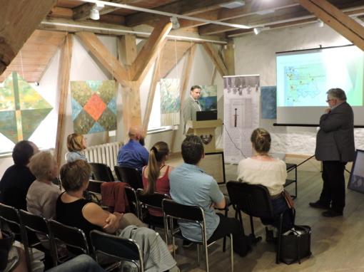 Senųjų dokumentų projektas pristatytas Lietuvoje