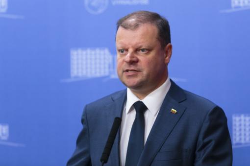 S. Skvernelis: Lietuvos netenkina siūloma parama žemės ūkiui
