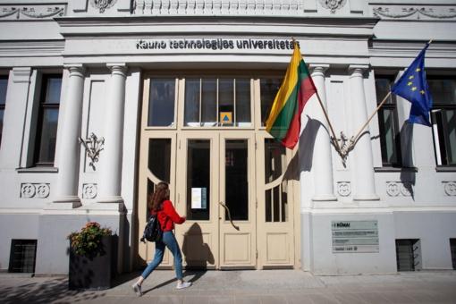 """""""U-Multirank"""" reitingas: KTU sustiprino pozicijas regiono lyderystės ir mokslinių tyrimų srityje"""