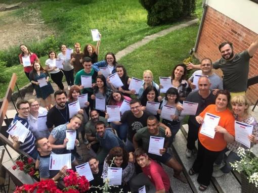 (LITHUANIAN) SELFY: tvarus verslumas ir lyderystė jaunimui
