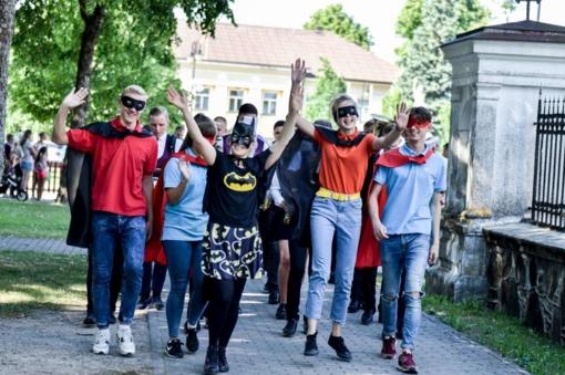 Birželio 1-oji Rietavo savivaldybės vaikams – visuomet didelė šventė (FOTO)
