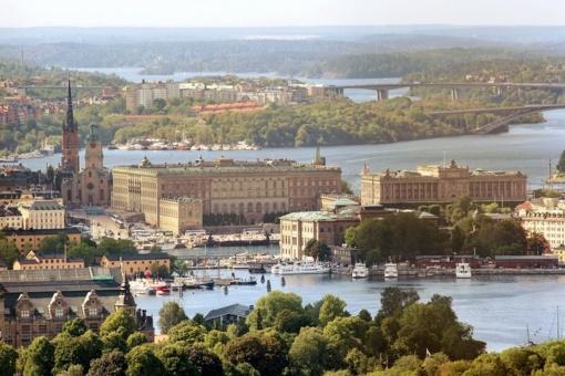 Šalies vadovai sveikina Švediją Nacionalinės šventės proga