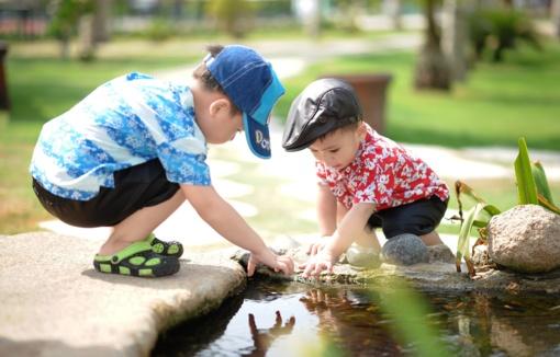 """""""Vaikų dienos centrų svajonės"""": projektas baigėsi, gerumas tęsiasi"""