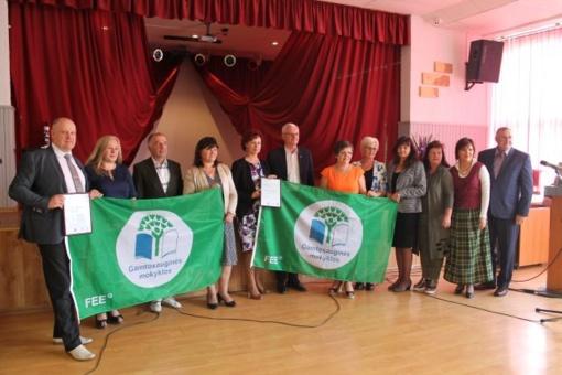 Kėdainių ugdymo įstaigos aktyviai dalyvavo Gamtosauginių mokyklų programoje