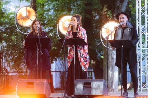 Surengtas koncertas Vilniaus Didžiajai sinagogai atminti (fotogalerija)