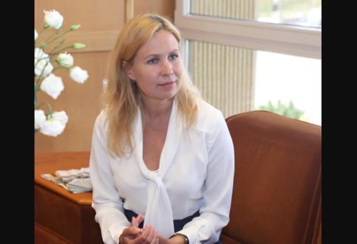 Seimo pirmininko sekretoriato vadovė G. Žukaitė: rašto nenutekinome