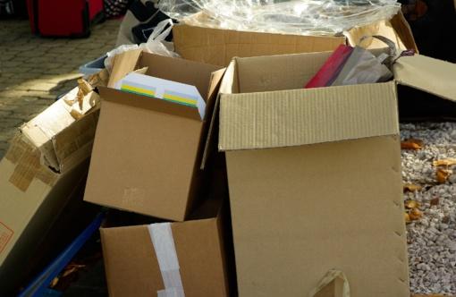 Verslininkai: pakuočių atliekų sistema atsidūrė krizėje