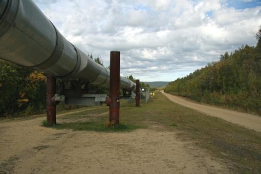 Paskelbtas dujotiekių jungties tarp Lenkijos ir Lietuvos statybos darbų pirkimas
