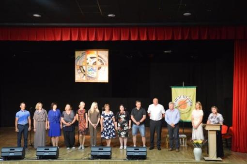 Mokslo metų pabaigos šventė Pagėgių meno ir sporto mokykloje