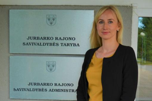 Jurbarko rajono savivaldybėje – naujas veidas