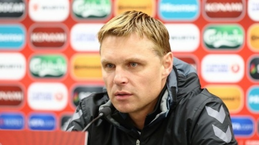 Lietuvos futbolo rinktinei - pasaulio čempionato dalyvių egzaminas