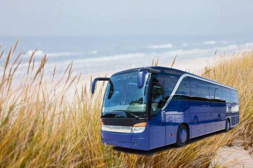 """""""Danielbus"""" kviečia į pažintines keliones autobusu po Lietuvą"""