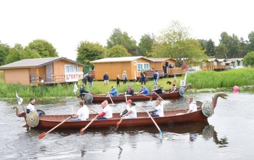 """Įpusėjo registracija dalyvauti """"Vikingų"""" laivų varžybose"""