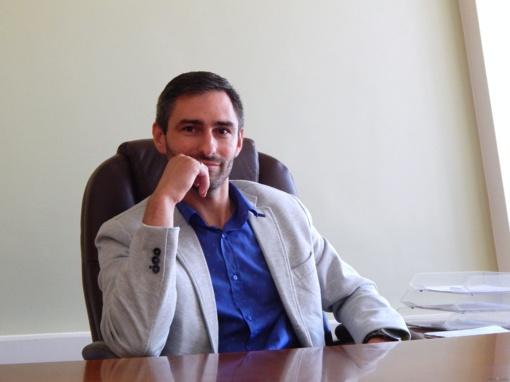 Pertvarkyta Jurbarko miškų urėdija turi naują jauną vadovą