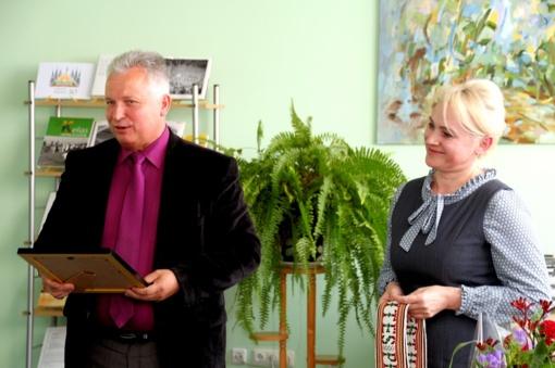 Kelmėje įteikta 45-oji Žemaitės literatūrinė premija