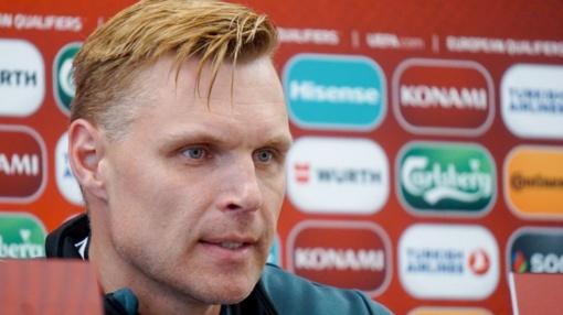 Lietuvos futbolo rinktinė nori mėgautis rungtynėmis su Lenkija