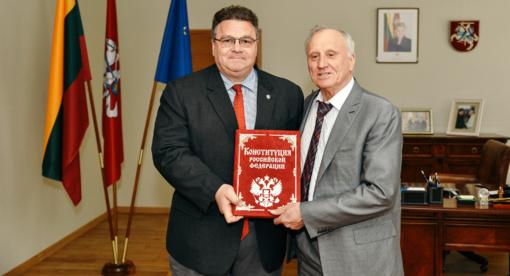 L. Linkevičius: tikimės rasti dialogo su kaimynais raktą