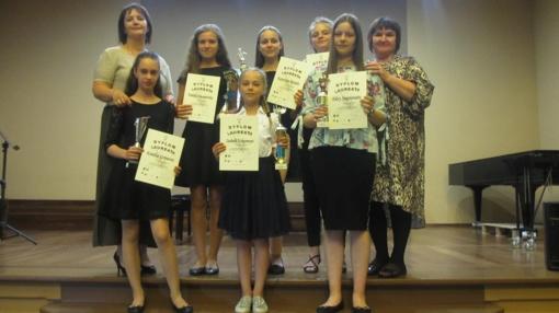 Tarptautiniai apdovanojimai jauniesiems muzikantams