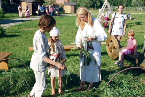 Kupolinių šventėje – archeologų desantas