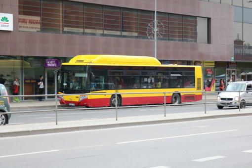 Atmintinė keliaujantiems autobusu