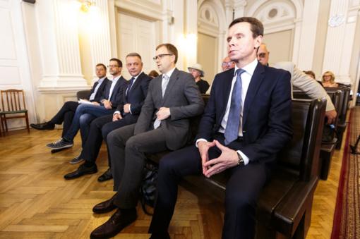 """""""MG Baltic"""" politinės korupcijos byla į prokuratūrą negrįš, nusprendė teismas"""