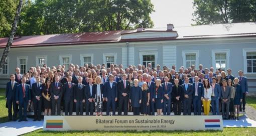 Klaipėdos universitetas tapo Nyderlandų universitetų partneriu