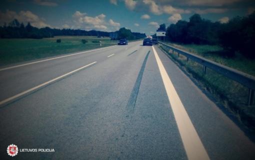 Per savaitę Lietuvos keliuose žuvo 5 žmonės