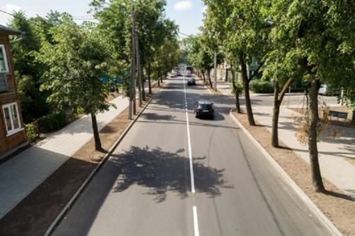 Per rekordiškai trumpą laiką sutvarkyta Vytauto gatvė