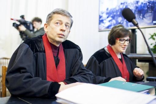 Advokatas Sausio 13-osios byloje: žemi karininkai negali atsakyti už SSRS vadovų veiksmus