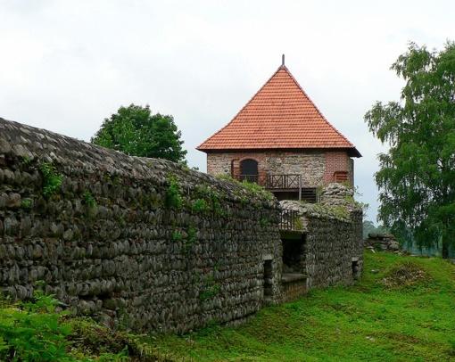Trakų Pusiasalio pilyje atgyja Viduramžių dvasia