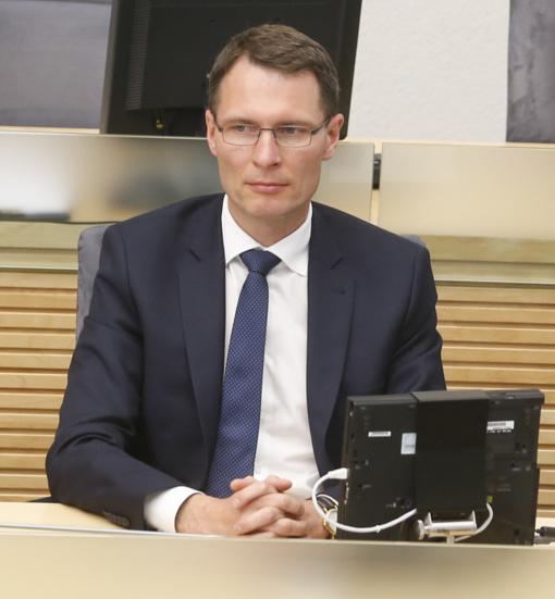 Teisingumo ministras: atsakingi gailesčio nesulauks
