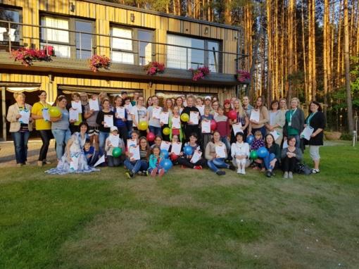 Tarptautinė verslumo vasaros stovykla vaikams, jaunimui ir projekto mentoriams