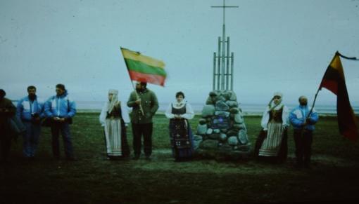 """Ekspedicijos """"Lena 89"""" istorija: tautos atminties ženklai, atšiauriame Sibire palikti dar Nepriklausomybės priešaušryje"""
