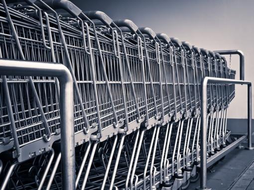 Tyrimas: pasienio apsipirkimams estai ir latviai išleidžia dešimtis eurų, lietuviai - šimtus