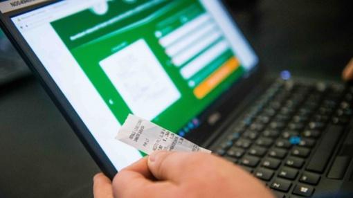 Skaičiuojama, kad kvitų loterija atnešė daugiau nei 1 mln. eurų papildomų pajamų