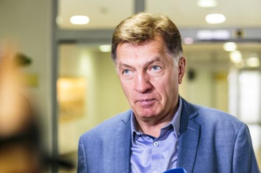 A. Butkevičius: protingiausia, kad mokesčių pakeitimai būtų svarstomi rudenį