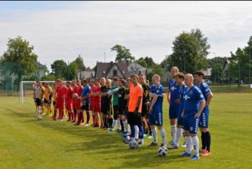 Šilališkiai ir III-ame Lietuvos mažojo futbolo etape neapleido lyderio pozicijos