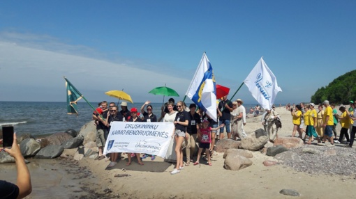 Druskininkiečiai dalyvavo Respublikiniame Lietuvos kaimo bendruomenių sąskrydyje