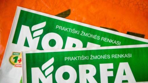 """Už nesąžiningą komercinę veiklą vartotojų atžvilgiu UAB """"Norfos mažmena"""" skirta sankcija"""