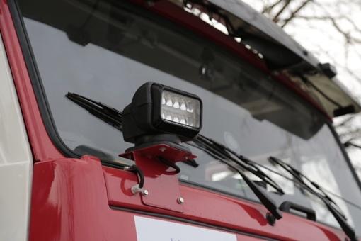 Per karščius – transporto priemonių gaisrai