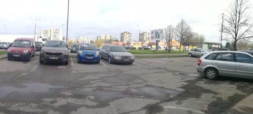 Policija ieško Šiauliuose įvykusio incidento liudininkų