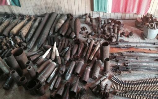 Kolekcionuoti ginklus - ne tas pats, kaip kolekcionuoti pašto ženklus (vaizdo įrašas)
