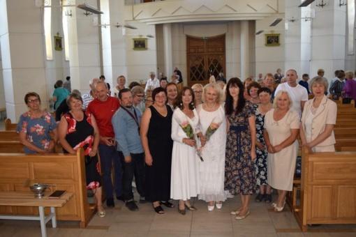 Nemakščių Švč. Trejybės bažnyčioje skambėjo dedikacija Vincui Kudirkai
